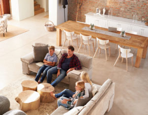 Family-in-family-room