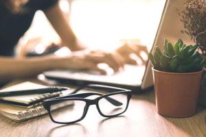 Glasses-on-Desk